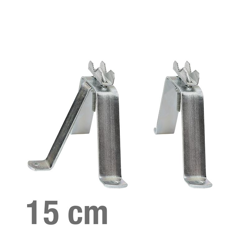 MAST MONTAGE HALTERUNG -V- 15cm SET
