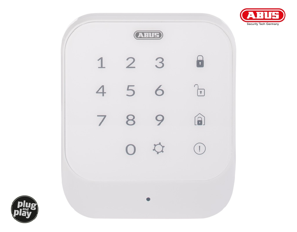 FUBE35011A Smartvest Wireless Keypad