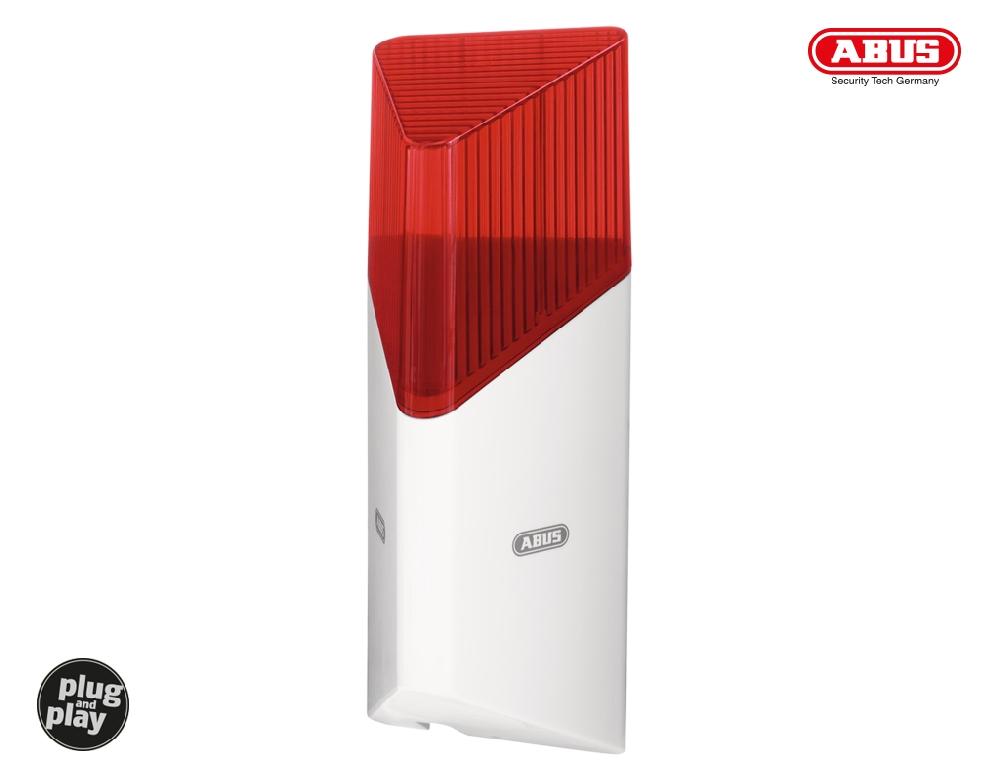 alarm smartvest wireless fusg35000a smartvest wireless siren. Black Bedroom Furniture Sets. Home Design Ideas