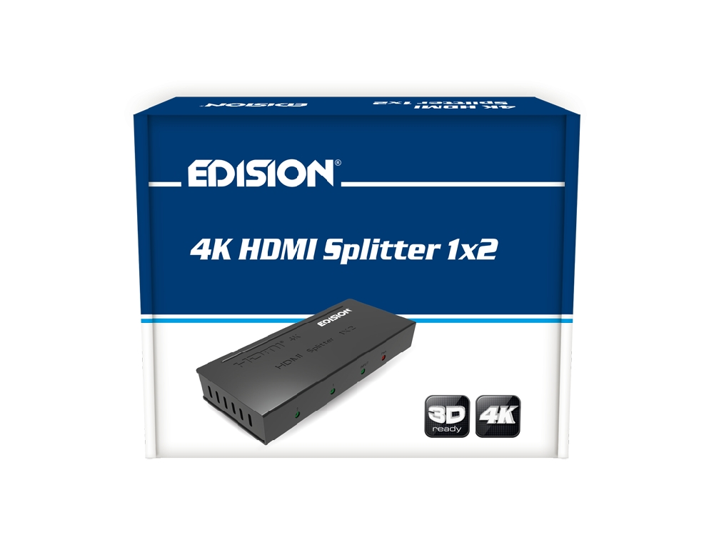 how to use hdmi splitter