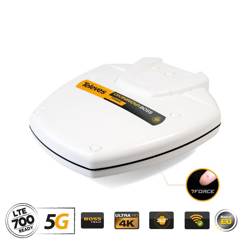 144422 OMNINOVA T-FORCE 5G LTE HD BOSS (21-48) KIT