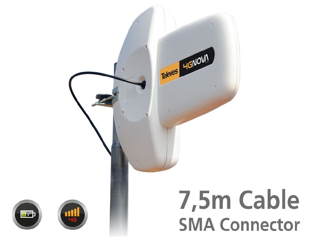 650102 4GNOVA 4G/LTE ANTENNA