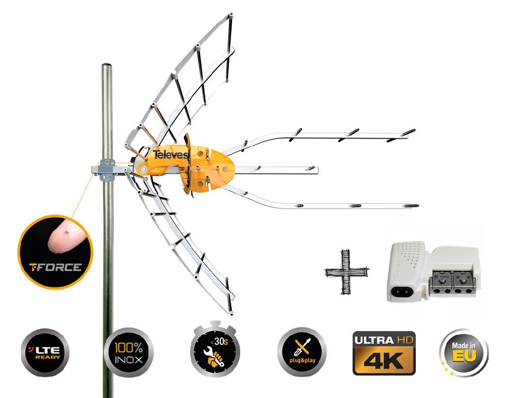 148905 ELLIPSE T-FORCE LTE HD BOSS + PSU