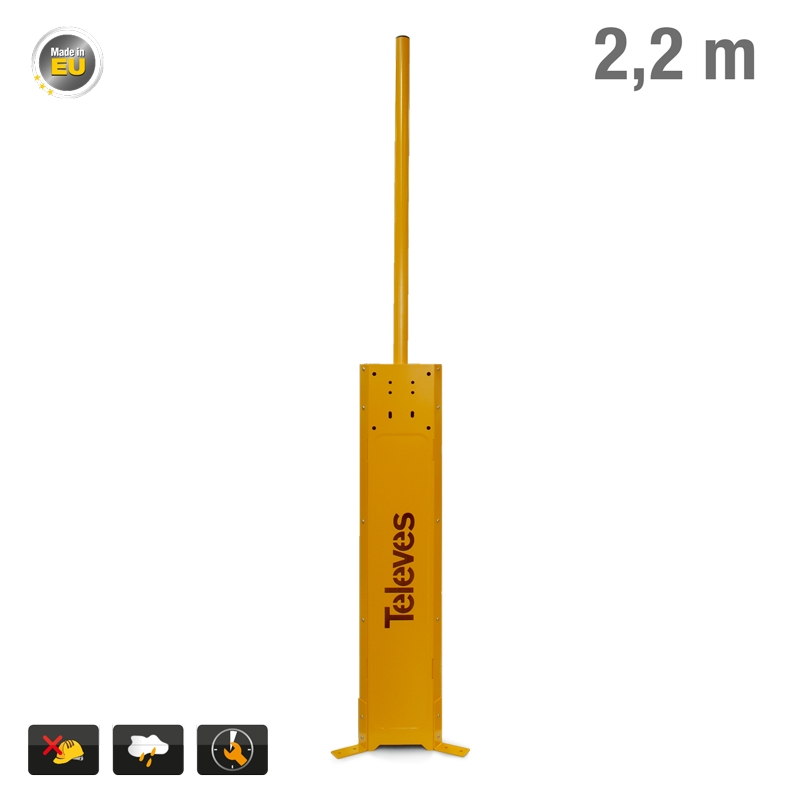 306501 Televes Pack Tower 2,2m