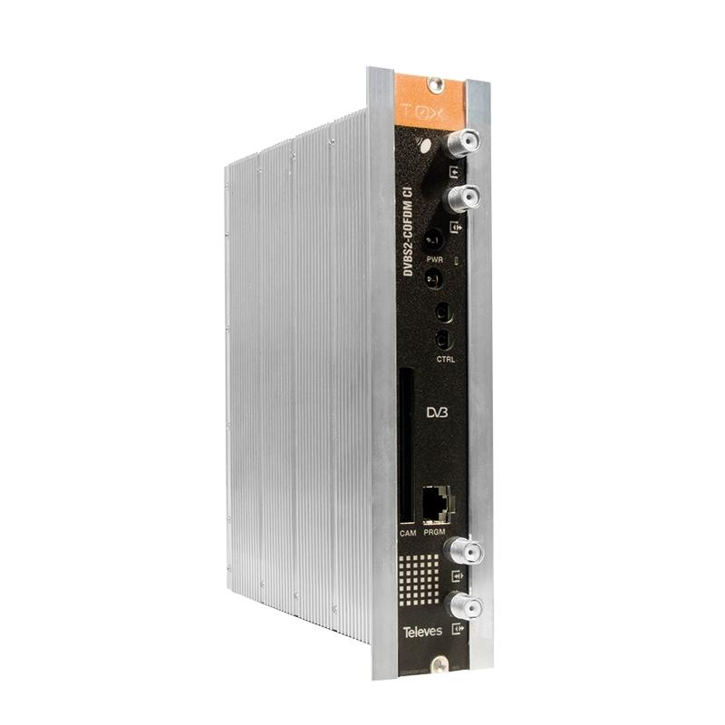 563301 T.0X DVB-S2 to COFDM CI