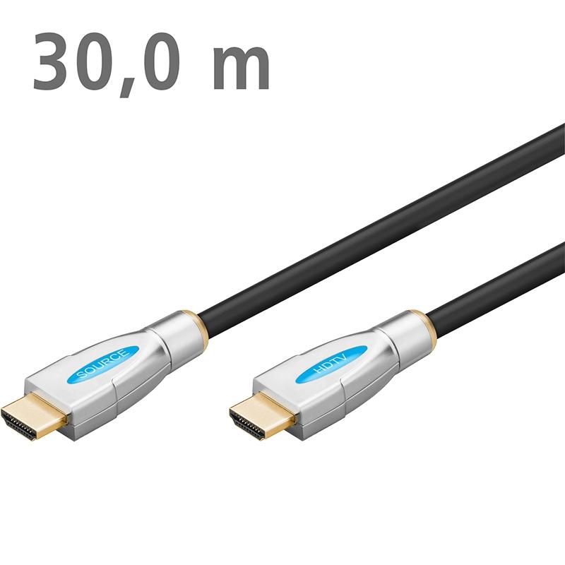 31953 ΚΑΛΩΔΙΟ HDMI 4K ETHERNET 30.0m ACTIVE
