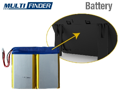 MULTI-FINDER Battery