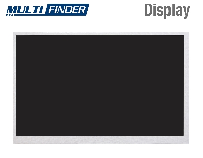 MULTI-FINDER Display