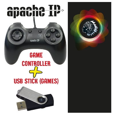 GAME CONTROLLER + USB STICK