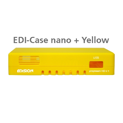 EDI-Case nano plus Κίτρινο
