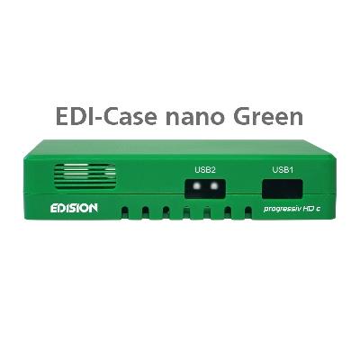 EDI-Case nano Πράσινο