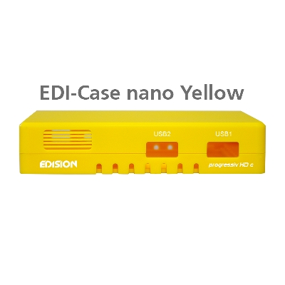 EDI-Case nano Κίτρινο