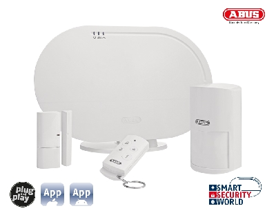 FUAA35001A Smartvest Wireless Alarm Basic Set