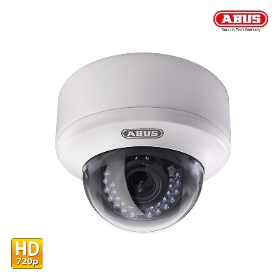 HDCC71510 Outdoor Analogue HD Dome IR 720p Vario