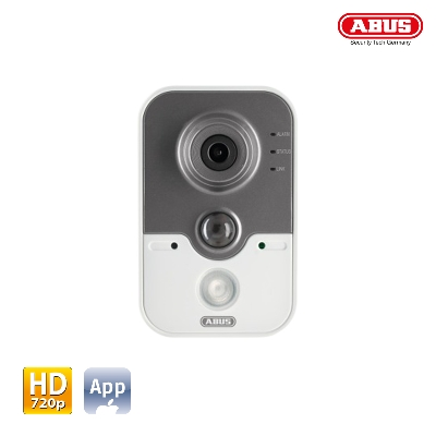 TVIP11560 WLAN 720p Indoor Camera with Alarm Function