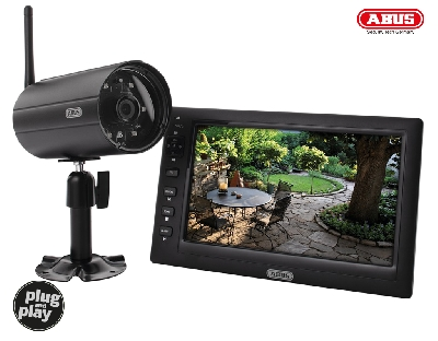 TVAC14000A 7 Home Video Surveillance Set