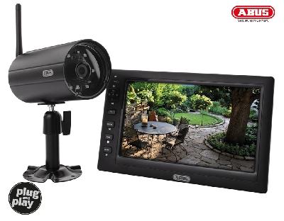 TVAC14000A 7 Home Video Surveillance Set