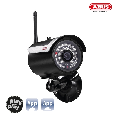 TVAC16011A  Wireless Outdoor IR camera 2.4GHz for 7 set