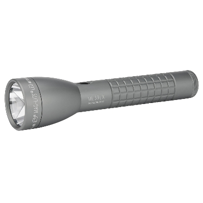 ML50LX-S2RJ6 MAGLITE ML50LX 2x C LED Flashlight urban gray