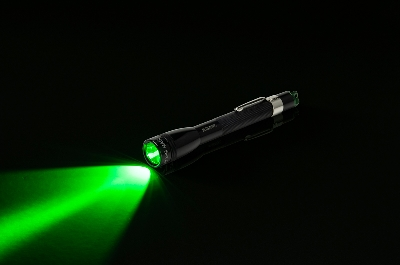 P32SY2 MINI MAGLITE 2x AAA SPECTRUM LED Flashlight green