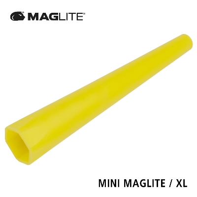 AM2ABRB Traffic/Safety wand for MINI MAGLITE / XL yellow