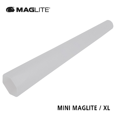 AM2ABSB Traffic/Safety wand for MINI MAGLITE / XL white