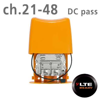 405203 LTE FILTER 5G (ch.21-48) Easy-F DC pass