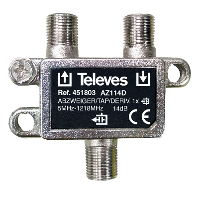 451803 TAP-OFF 1 way 14dB