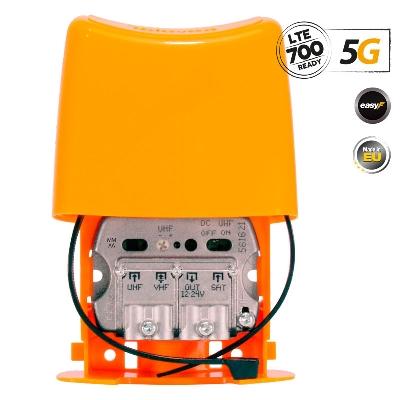 561621 NanoKom ΕΝΙΣΧΥΤΗΣ ΙΣΤΟΥ 5G LTE UHF/VHF/SAT