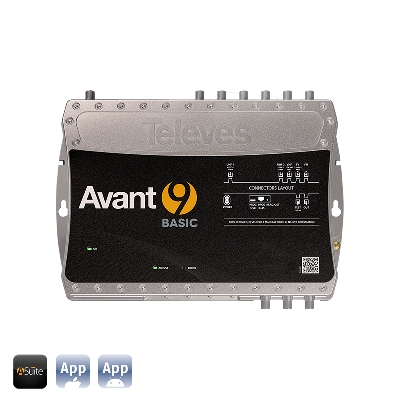 532001 AVANT-9 Basic 10 Filters