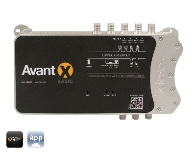 532101 MINI HEADEND AVANT X BASIC