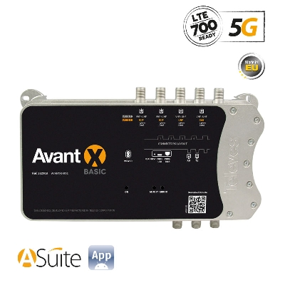 532103 MINI HEADEND 5G LTE AVANT X BASIC