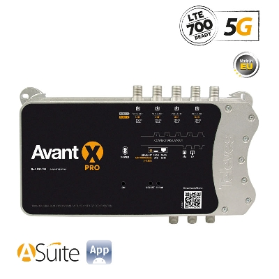 532123 MINI HEADEND 5G LTE AVANT X PRO