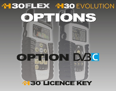593233 Option DVB-C for H30FLEX