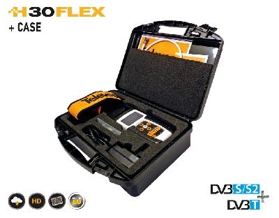 593311 H30FLEX DVB-S/S2 + DVB-T (CASE)