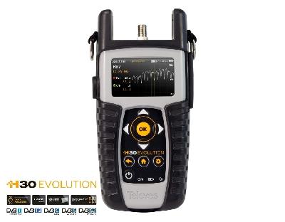 593501 H30EVOLUTION DVB-S/S2 + DVB-T