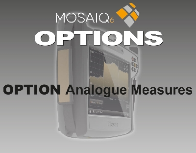 596203 MOSAIQ6 Option Analogue Measures