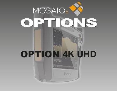 596205 MOSAIQ6 Option 4K UHD