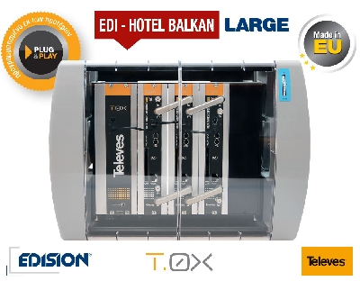 EDI-HOTEL BALKAN LARGE