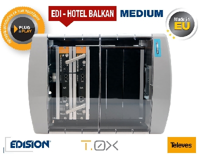 EDI-HOTEL BALKAN MEDIUM