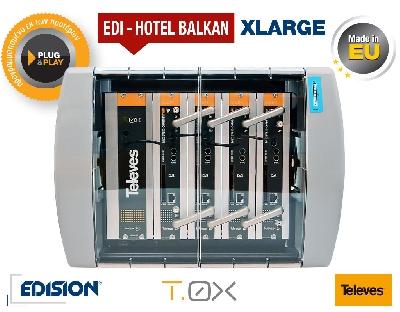 EDI-HOTEL BALKAN XLARGE