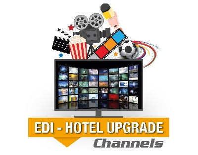 EDI-HOTEL UPGRADE CHANNELS
