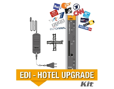 EDI-HOTEL UPGRADE KIT