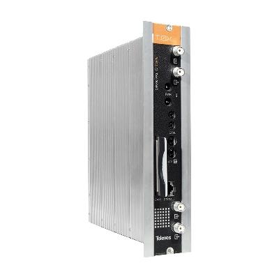 553702 T.0X TWIN QPSK/PAL Stereo CI Prof CAM