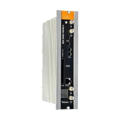 564201 T.0X DVB-S2 MUX 3:1 CI to 1x COFDM