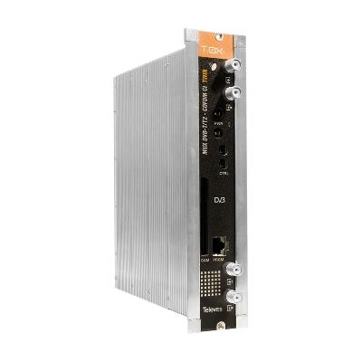 565101 T.0X DVB-T/T2-COFDM CI TWIN MUX REGENERATOR