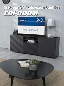 EDI-ROOM, SATELLITE TV and RADIO BUNDLES!