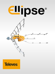 TELEVES ELLIPSE. NEW INNOVATIVE DIGITAL TERRESTRIAL ANTENNA FROM TELEVES