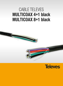 TELEVES MUTICORE COAXIAL CABLES