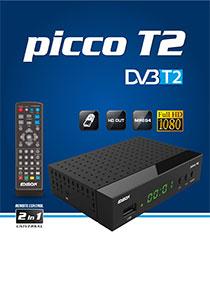 EDISION PICCO T2. ΝΕΟΣ, ΟΛΟΚΑΙΝΟΥΡΙΟΣ FULL HD ΕΠΙΓΕΙΟΣ ΨΗΦΙΑΚΟΣ ΔΕΚΤΗΣ DVB-T2!